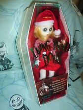 LIVING DEAD DOLLS NOHELL HOLIDAY DOLL CHRISTMAS DOLL