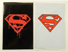 Death of Superman #75 & Adventures of Superman #500 Sealed In Bags Set