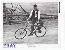 Paul Newman on bicycle VINTAGE Photo Butch Cassidy And The Sundance Kid