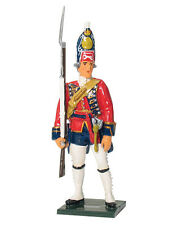William Britains Redcoats Grenadier NCO, British 1st Foot Guards 1755  43102