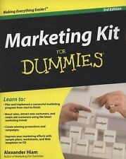 Marketing Kit for Dummies (For Dummies (Business & Personal Finance))