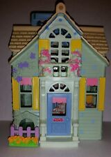Fisher Price Country House Dollhouse Playset