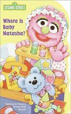 Where is Baby Natasha? (Sesame Street)