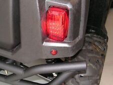 TS LED Turn Signal Kit w/Emergency Flashers + Horn Yamaha Viking, Wolverine, YXZ