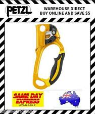 Petzl Ascension RIGHT HANDED Rope Clamp Ascender Cimber Rope Access