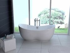 1700 mm Free Standing Roll Top Bath, Modern bath, Minimalist design