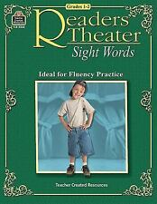 Reader's Theater: Sight Words by Maureen Gerard (2006, Paperback, New ) gr 1-2