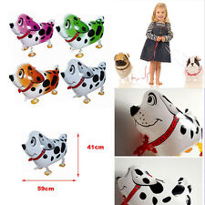 Dog Walking Pet Helium Balloons Childrens Party Decorations Toys For Kids