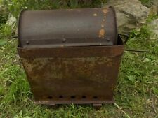 antique french coffee roaster, rare