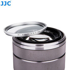 JJC 49mm S+ L39 Ultra Slim Multi-Coated UV Filter Camera Lens Protector Silver