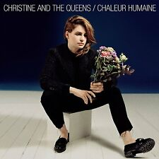 CHRISTINE AND THE QUEENS CHALEUR HUMAINE CD ALBUM (U.K. VERSION) (2016)