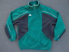 Vintage Adidas Pullover Track Jacket Size S Running Runner Coat Palace Athletic