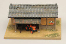 1/150 N scale TOMYTEC building 070 Agriculture machine & house A