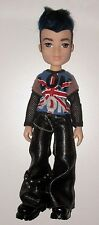 Bratz Boyz Punkz in London Distination 2 World Punk Eitan Boy Doll