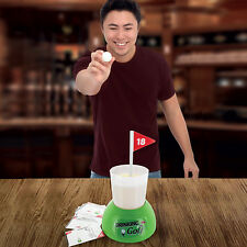 Drinking Golf Beer Pong Putting Cards Party Game