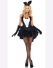 SEXY SMALL BUNNY GIRL HEN NIGHT PLAY BOY  FANCY DRESS COSTUME OUTFIT WAITRESS