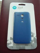 Motorola Genuine OEM Back Door Battery Cover Hard Shell Case for Moto G