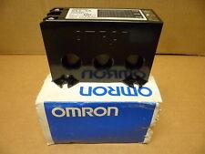 OMRON SET-3A CURRENT CONVERTER LINE FILTER 1-80 AMPS NOS
