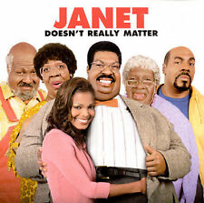 Doesn't Really Matter [Single] by Janet Jackson (CD, Aug-2000, Def Jam (USA))