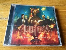 ALPHA TIGER Beneath the surface - CD
