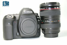 Canon EOS 5D Mark IV DSLR Camera Body with EF 24-105mm f/4L Lens Kit