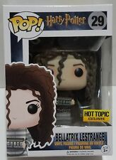 Funko POP! Azkaban Bellatrix Lestrange #29 EXCLUSIVE Harry Potter Vinyl Figure