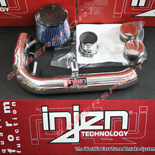 """IN STOCK"" INJEN CARB LEGAL IS SHORT RAM AIR INTAKE FOR 95-96 NISSAN 240SX 2.4L"