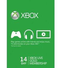 Xbox Live Gold - 14 Day Trial Subscription - Messaged to Inbox - Quick Delivery