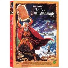 THE BIBLE COLLECTION # The Ten Commandments (1956) DVD (Sealed) *BRAND NEW*