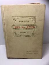 1913(?)-Leonce Bénédite:STORIA DELLA PITTURA DEL SECOLO XIX-SOC. EDITR. LIBRARIA