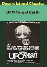 Ufo Target Earth  DVD NEW
