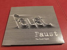 Faust - Faust Tapes 1973 Cd  Issue 2000 ReR Megacorp unplayed mint Digipak