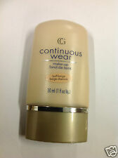 CoverGirl Continuous Wear Foundation Make up ( BUFF BEIGE ) NEW.