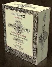 GUIZOT'S POPULAR HISTORY OF ENGLAND 1876 5 Volumes on DVD Plus HIGH RES IMAGES