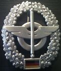 ✚1616✚ German Bundeswehr cap badge SUPPLY & TRANSPORT Nachschubtruppe