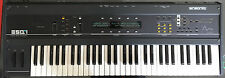 Ensoniq ESQ-1 Vintage Synth Metal Case