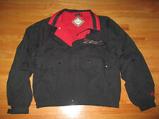 Vintage Gear for Sports MARIO ANDRETTI RACING Embroidered (LG) Jacket