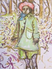 Billy Childish -  Child  SIGNED NUMBERED LIMITED EDITION ART PRINT 27/200