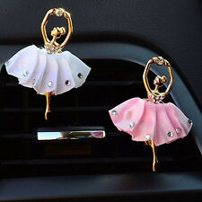 New Dancer Car Air Conditioning Vent Clip with Perfume Air Freshener Fragrance
