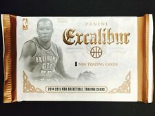 ROOKIE PATCH AUTO! Hot Pack 2014-15 Panini Excalibur Andrew Wiggins? Prime?
