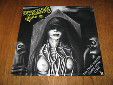 "VARIOUS ""Resurrected In Festering Slime"" LP morbus chron bonesaw bombs of hades"