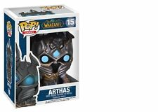 Pop! Games: World of Warcraft Arthas #15 Vinyl Figure by Funko