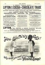 1895 You Dirty Boy Needs A Wash Brandauer Circular Pointed Pens