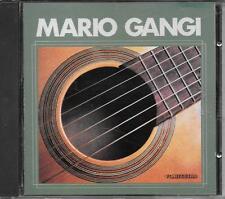"""MARIO GANGI - RARO CD FUORI CATALOGO 1989 """" IO,LI SUONO COSI' """""""