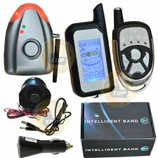 DIY Car Alarm System /w LCD Two Way Alarm Remotes + Double Alarm Modes