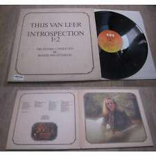 THIJS VAN LEER - Introspection 1&2 LP Modern Classical