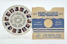 View Master Single Reel Park of the Red Rocks Colorado 53 (A15)