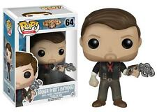 Bioshock Infinite Booker Dewitt Skyhook Funko Pop! Video Juego Envío Gratis