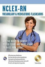 NCLEX-RN Vocabulary and Medications and Questions  CDs by Lion Vision