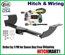 "FITS 2005-2008 DODGE MAGNUM CLASS 3 CURT TRAILER HITCH & WIRING  2"" TOW RECEIVER"